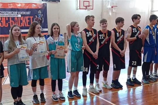 «Олимповцы» - призеры турнира по баскетболу