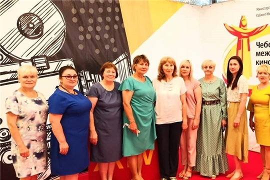 В столице Чувашии стартовал Чебоксарский международный кинофестиваль