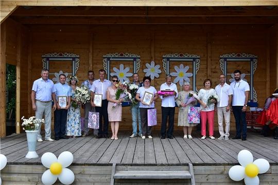 «Важней всего погода в доме» праздничное мероприятие,  посвященное Дню семьи, любви и верности