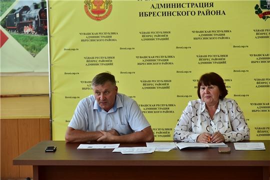 Подготовка образовательных учреждений к новому 2021-2022 учебному году