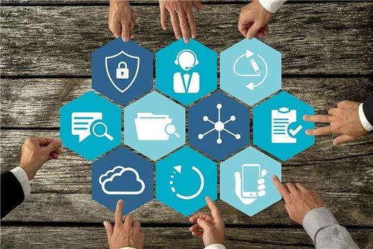 Чувашия вошла в ТОП-10 рейтинга руководителей цифровой трансформации региональных органов госуправления