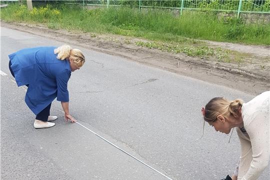Продолжаются проверки ремонтов автомобильных дорог Чувашской Республики