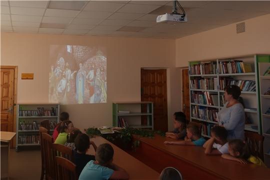 Летний лагерь «Фортуна» в межпоселенческой библиотеке