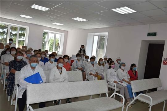 Медицинские работники Козловского района отметили свой профессиональный праздник