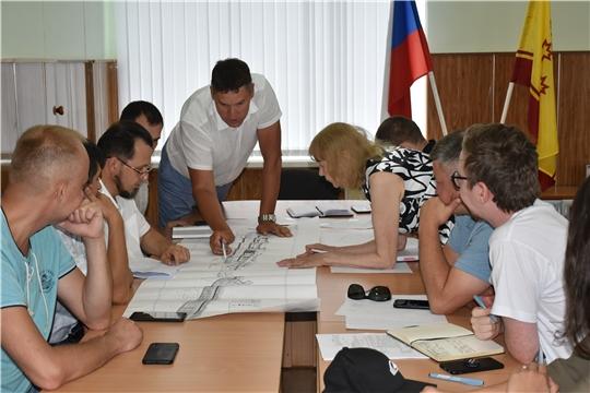 Состоялось установочное совещание по вопросу проектирования причальной стенки и концепции комплексного развития центра города