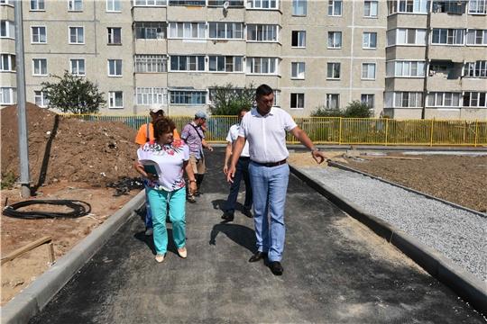 Фирдавиль Искандаров проинспектировал объекты строительства и капитального ремонта