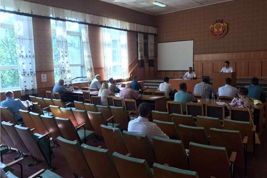Состоялось внеочередное 13 заседание  Собрания депутатов Козловского района