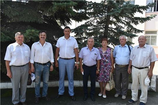 Заседание правления Совета ветеранов АПК Чувашии состоится в Козловском районе