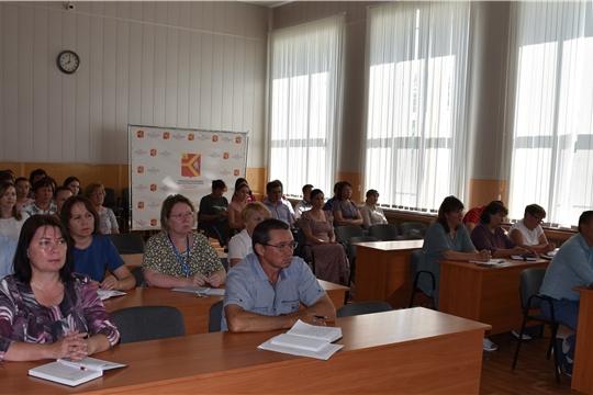 Совещание при главе администрации Красноармейского района Александре Кузнецове