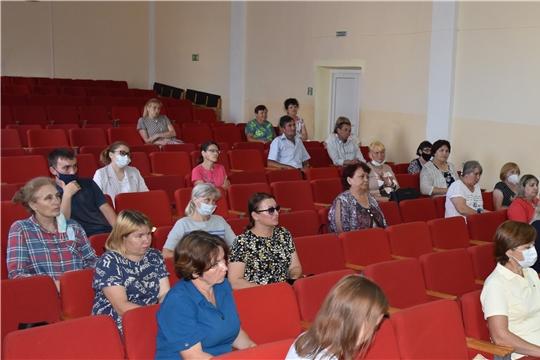 Глава администрации района Александр Кузнецов принял участие на форуме замещающих родителей Красноармейского района