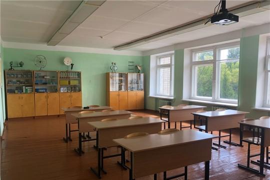 Еще три общеобразовательные организации Красноармейского района прошли приемку к новому учебному году