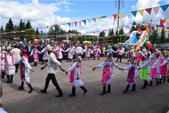 Программа районного праздника «Акатуй»