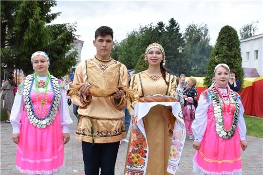 «Акатуй» отпраздновали на красночетайской земле