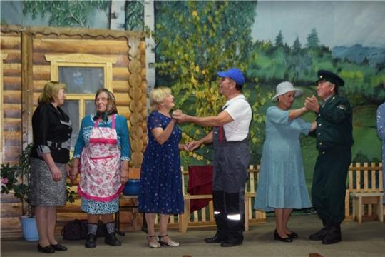 III Республиканский фестиваль самодеятельного театрального творчества «Асамлӑ чаршав» вновь раскрыл свой занавес перед зрителями