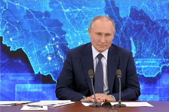 «Прямая линия» с Президентом России: Владимир Путин заявил, что привился от COVID-19 вакциной «Спутник V»