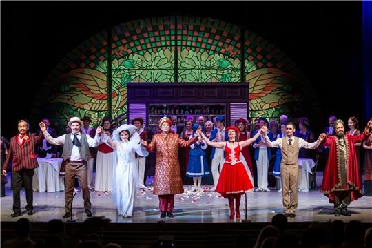О, «Баядера»! В Чувашском театре оперы и балета открылся II Международный фестиваль оперетты