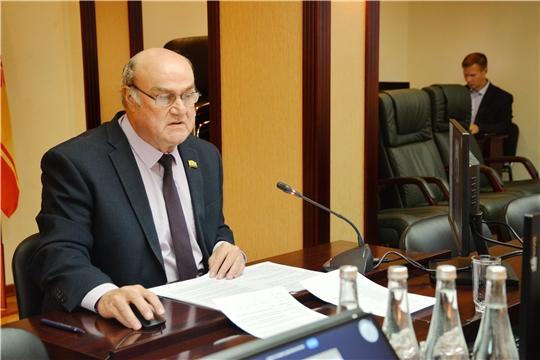 В преддверии сессии Госсовета состоялось заседание Комитета по бюджету, финансам и налогам