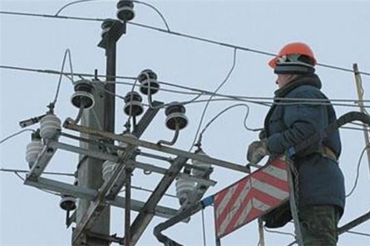 Грозовой фронт в Чувашии принес перебои в электроснабжении