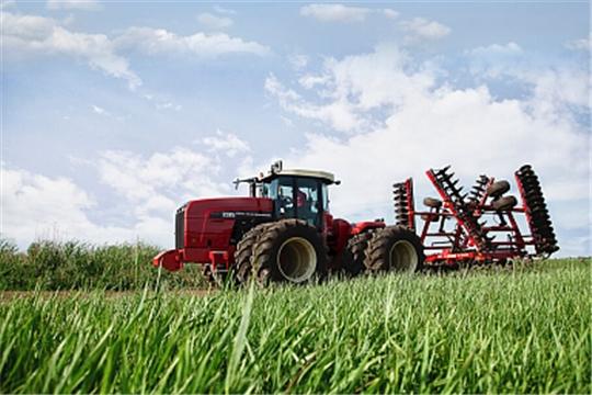 Кредитование сезонных полевых работ увеличилось на 18%