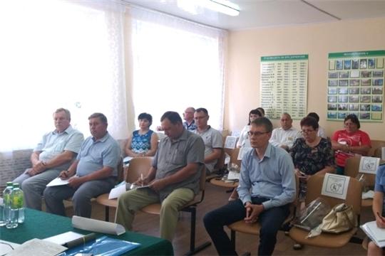 Предприятия АПК Чувашии готовятся к приему зерна нового урожая