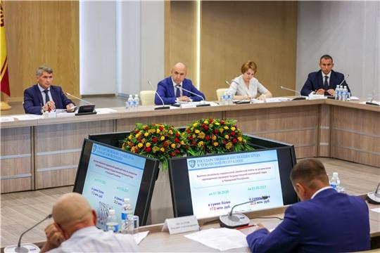 Олег Николаев выступил за «обеление» занятости и заработной платы