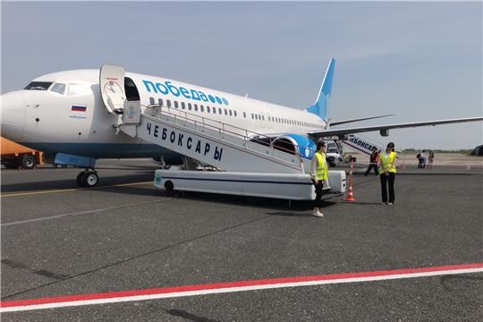 Аэрофлот открыл продажу билетов на совместные рейсы с авиакомпанией «Победа»