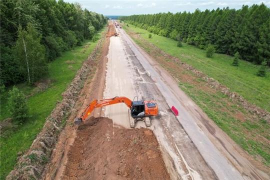 Правительство выделило Чувашии дополнительно 200 миллионов рублей на национальный дорожный проект