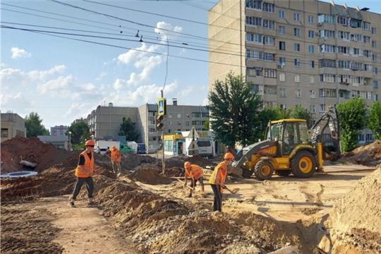 Новый опрос в сообществе «Дороги Чувашской Республики»: Оцените, как организовано дорожное движение на участке проведения ремонта (реконструкции)