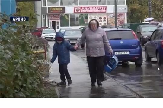 "Передача НТРК ""Чăваш Ен"" об экспресс-бабушках"