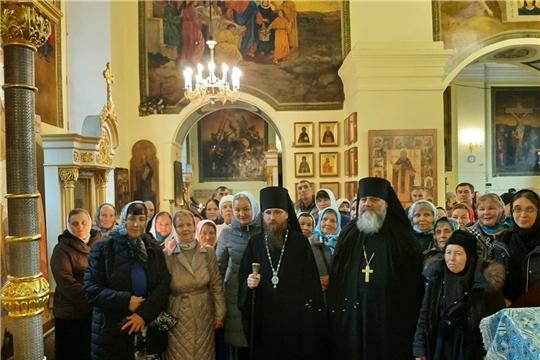 Моргаушцы посетили Череповецкую епархию