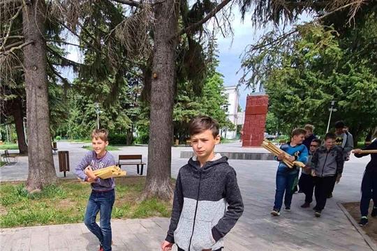 Жители юго-западного района инициировали День чистоты на площади Победы