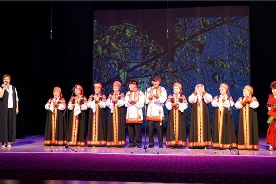 Из города Ковров с концертной программой приехал хор ветеранов «Дети войны 33»