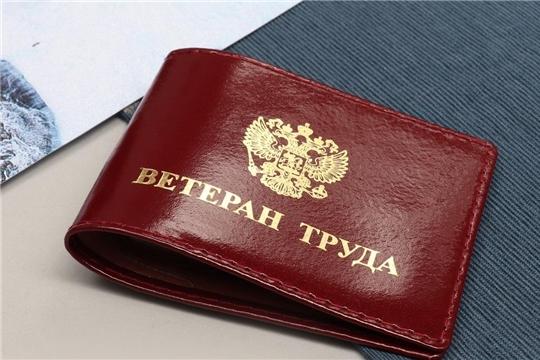 Для ветеранов труда и ветеранов труда Чувашской Республики предусмотрены меры социальной поддержки