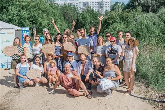 Горожане совместно с проектом «Три реки» создают гид по руслам Чебоксарки, Сугутки и Трусихи
