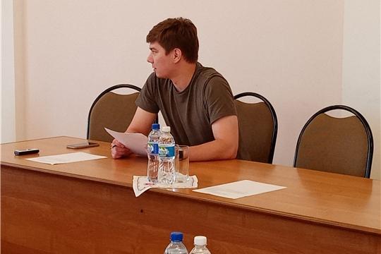 Депутаты встретились с представителями главных распределителей бюджетных средств
