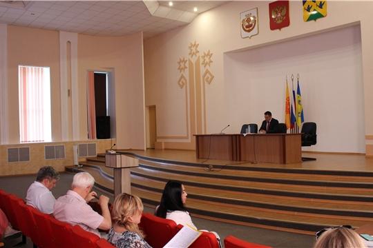 Алексей Ермолаев провел публичные слушания