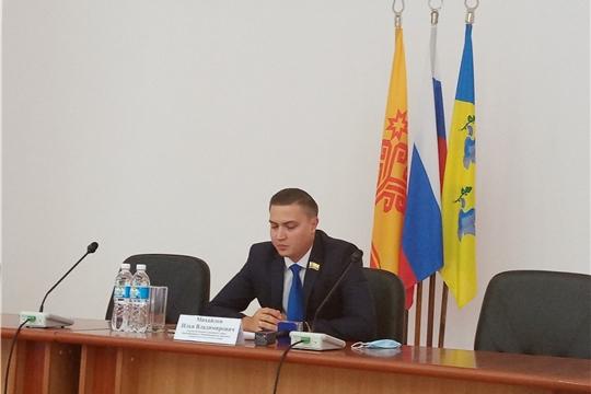 В Новочебоксарске определились с Молодежным парламентом