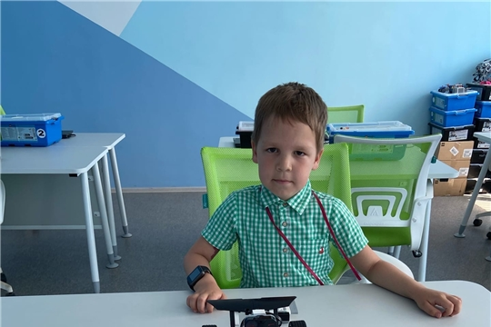 В «IT-Кубе» п. Вурнары прошла «Ярмарка проектов».