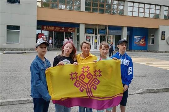 Делегация Чувашии вылетела на финальный этап Всероссийского конкурса «Большая перемена»