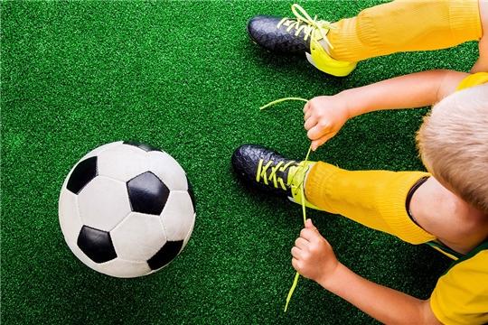 В чувашских школах стартует проект «Футбол в школе»