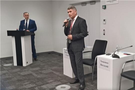 Чувашия одной из первых вошла в новую программу Минпромторга России «Лидеры развития инфраструктуры»