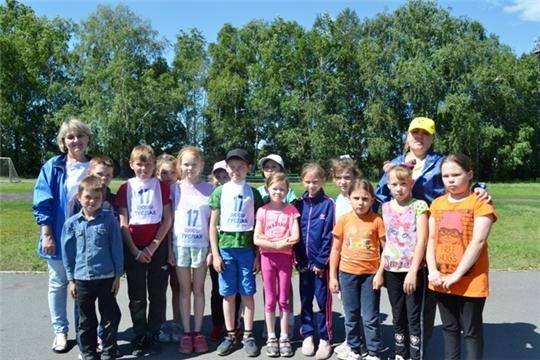 Муниципальный этап XVI Спартакиады школьников Чувашской Республики