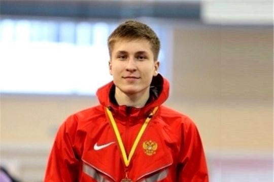Сергей Морозов выиграл «бронзу» командного чемпионата России