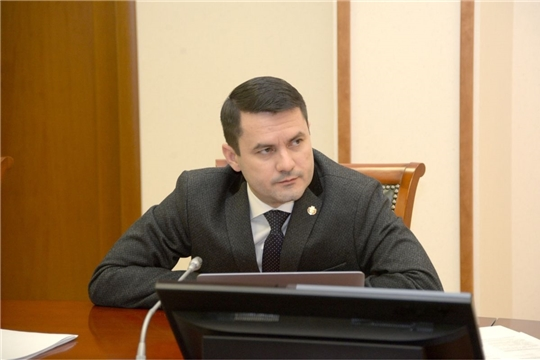 Вице-премьер Дмитрий Краснов возглавил попечительский совет Федерации шахмат Чувашии