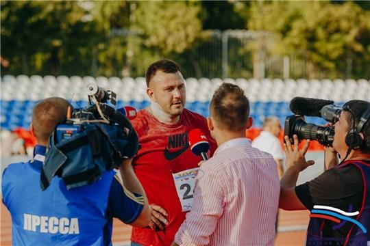 Открыта аккредитация СМИ на чемпионат России по легкой атлетике
