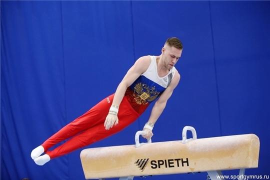 Ведущие спортивные гимнасты Чувашии отправятся на тренировочные сборы в Подмосковье