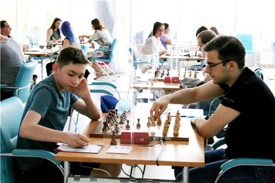 Старт дан! В столице Чувашии впервые проходит высшая лига чемпионата России по шахматам