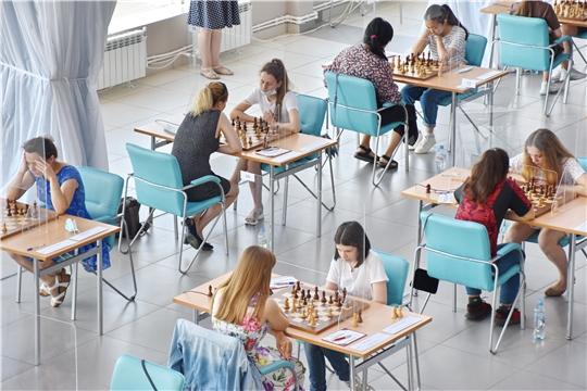 В столице Чувашии сегодня проходит заключительный день чемпионата России по шахматам