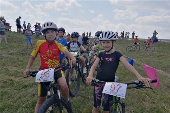 Чемпионат и первенство Урмарского района по велосипедному спорту
