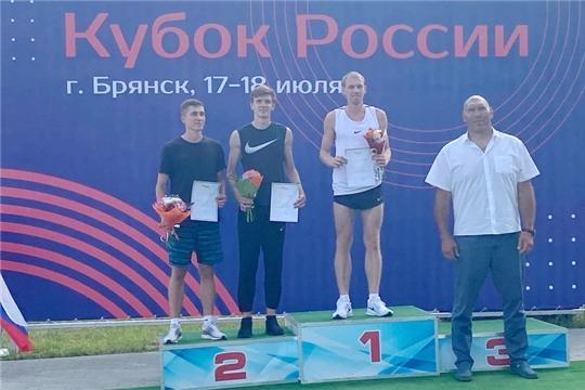 Сергей Морозов - серебряный призёр Кубка России
